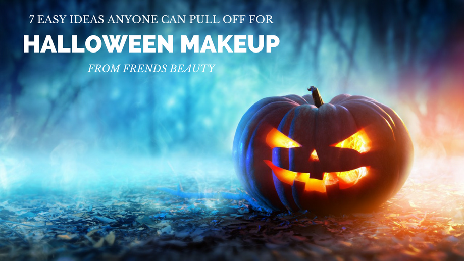 7 Easy Halloween Makeup Ideas Anyone Can Pull Off
