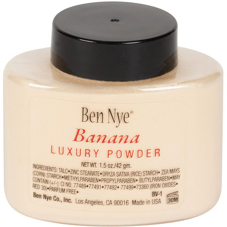 More than Banana Powder: Other Great Products by Ben Nye