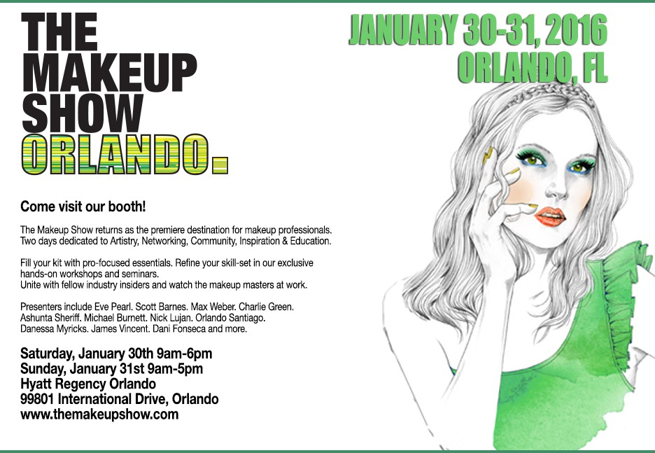 Frends Beauty at The Makeup Show Orlando