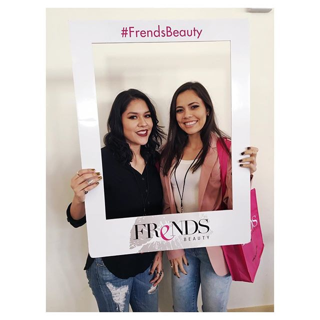 Why should you come see Frends Beauty at a trade show?