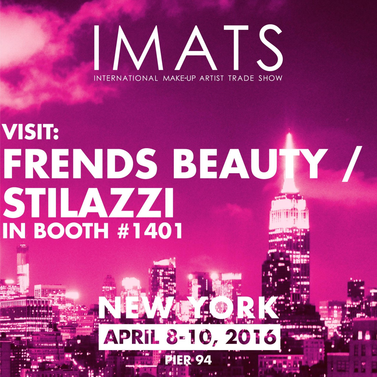 Can we talk about IMATS NYC for a minute?