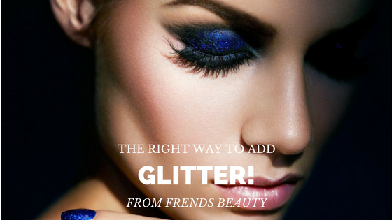 How to Add Glitter to Your Makeup the Right Way