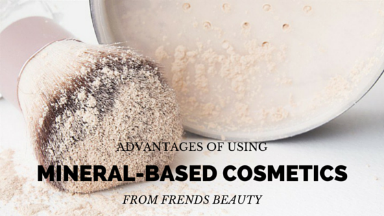 Advantages of Using Mineral-Based Cosmetics