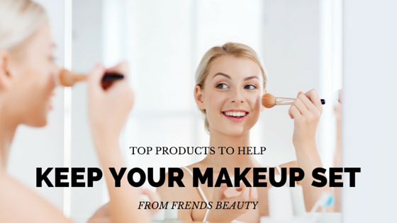 Top Products to Help Your Makeup Stay Put