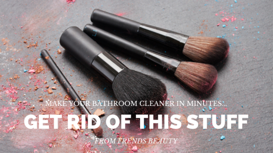 Spruce Up Your Bathroom In Just a Few Minutes by Getting Rid of These Items