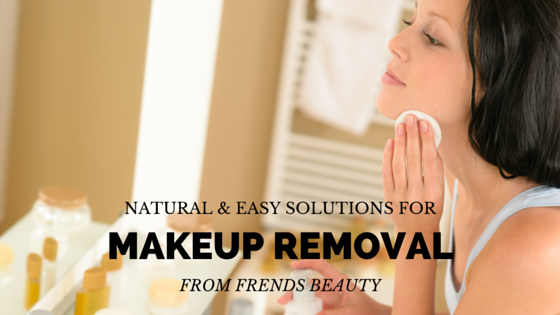 Natural and Easy Ways to Remove Your Makeup
