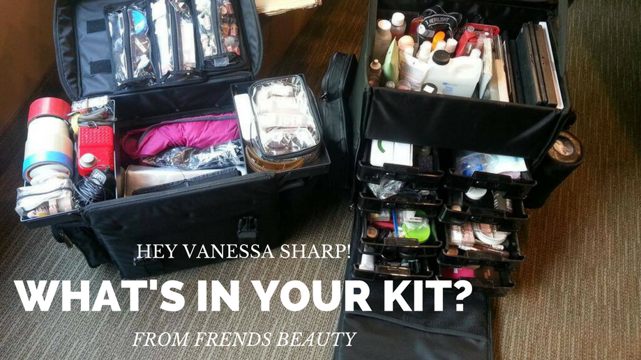 What's In Your Kit? Vanessa Sharp