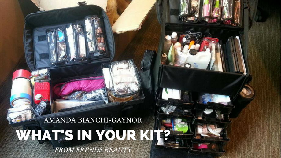 What's In Your Kit? Amanda Bianchi-Gaynor