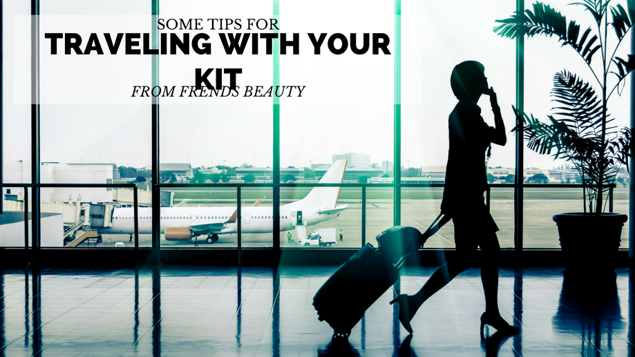 Travel Tips for Makeup Artists