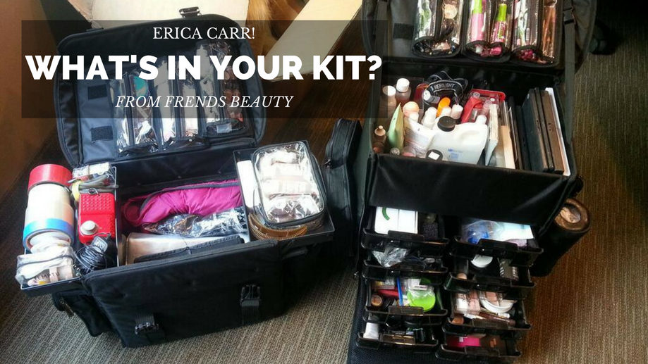 What's In Your Kit? Erica Carr
