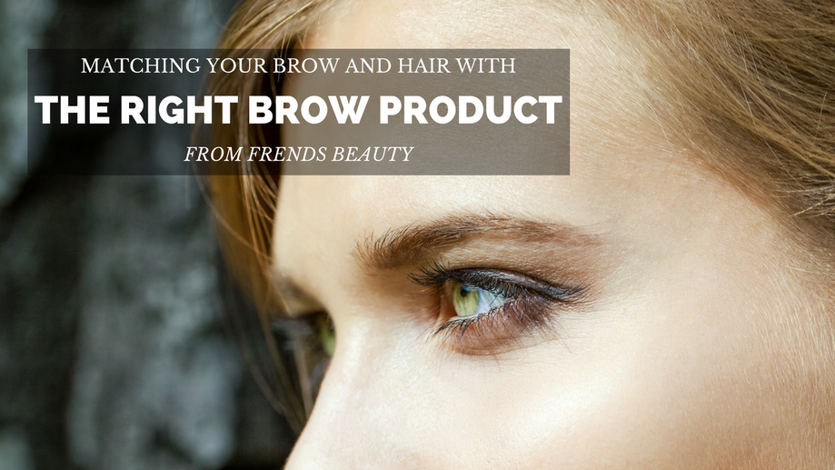 Choosing the Right Brow Color to Complement Your Hair Color