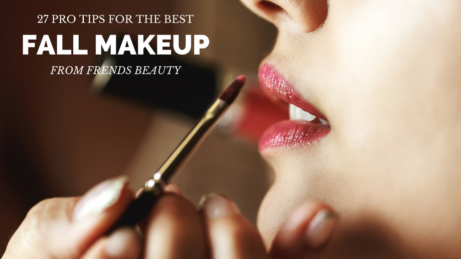 27 Pro Tips for Fall Makeup Looks