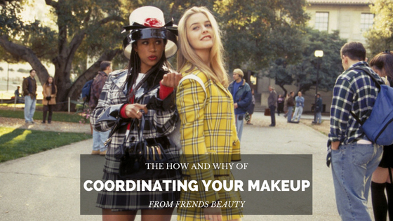 Why Coordinating Your Makeup is Better Than Matching and How to Do it Properly