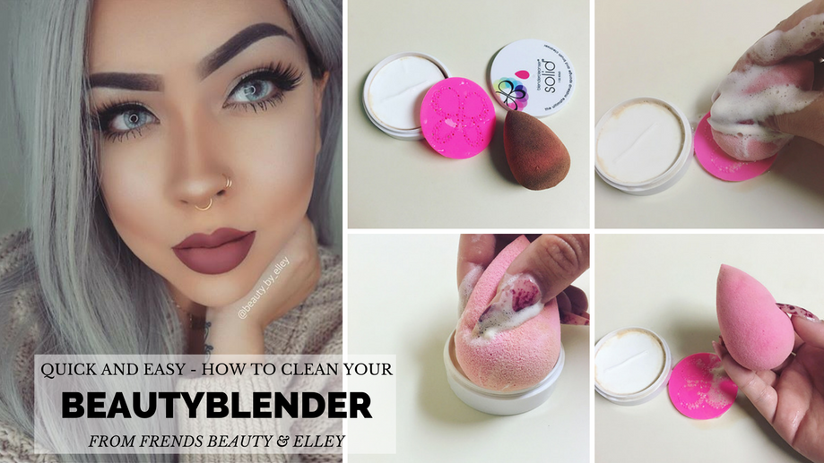 How to Clean a Beautyblender