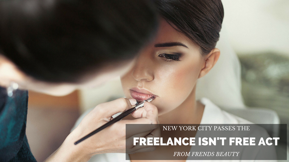 NYC Makeup Artists Rejoice: New Bill Protects Freelancers from Non-Payment