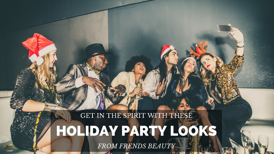 Get In the Holiday Spirit With These Holiday Party Looks
