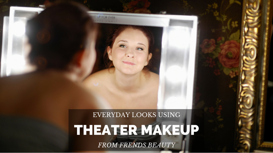 Incorporating Theatre Makeup into Your Everyday Looks