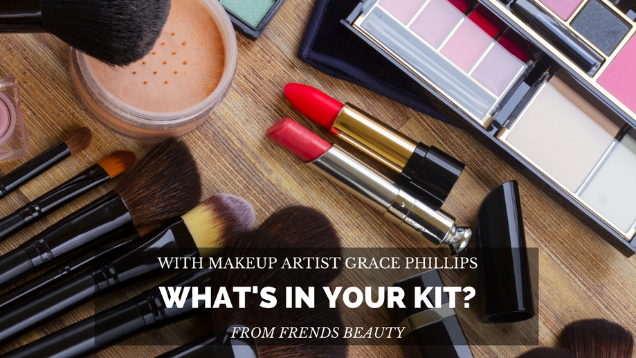 What's In Your Kit? With Grace Phillips