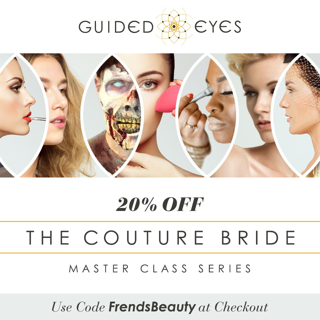 Learn from the Best with Makeup Courses by Guided Eyes