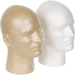 Male Foam Head