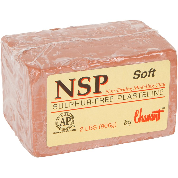 Chavant NSP Soft Clay 40LB | Frends Beauty Supply