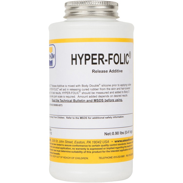 Smooth-On Hyper-Folic