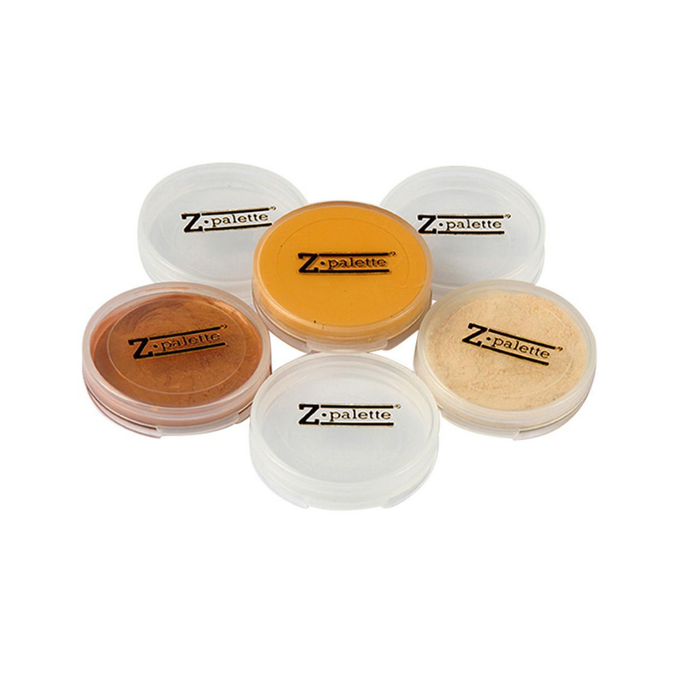 Z Palette Large Z Palette Travel Jars 6 Pack