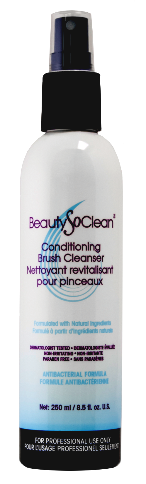 BeautySoClean Conditioning Brush Cleanser close up