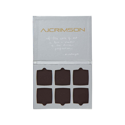 AJ Crimson Artist Kit Palette Empty