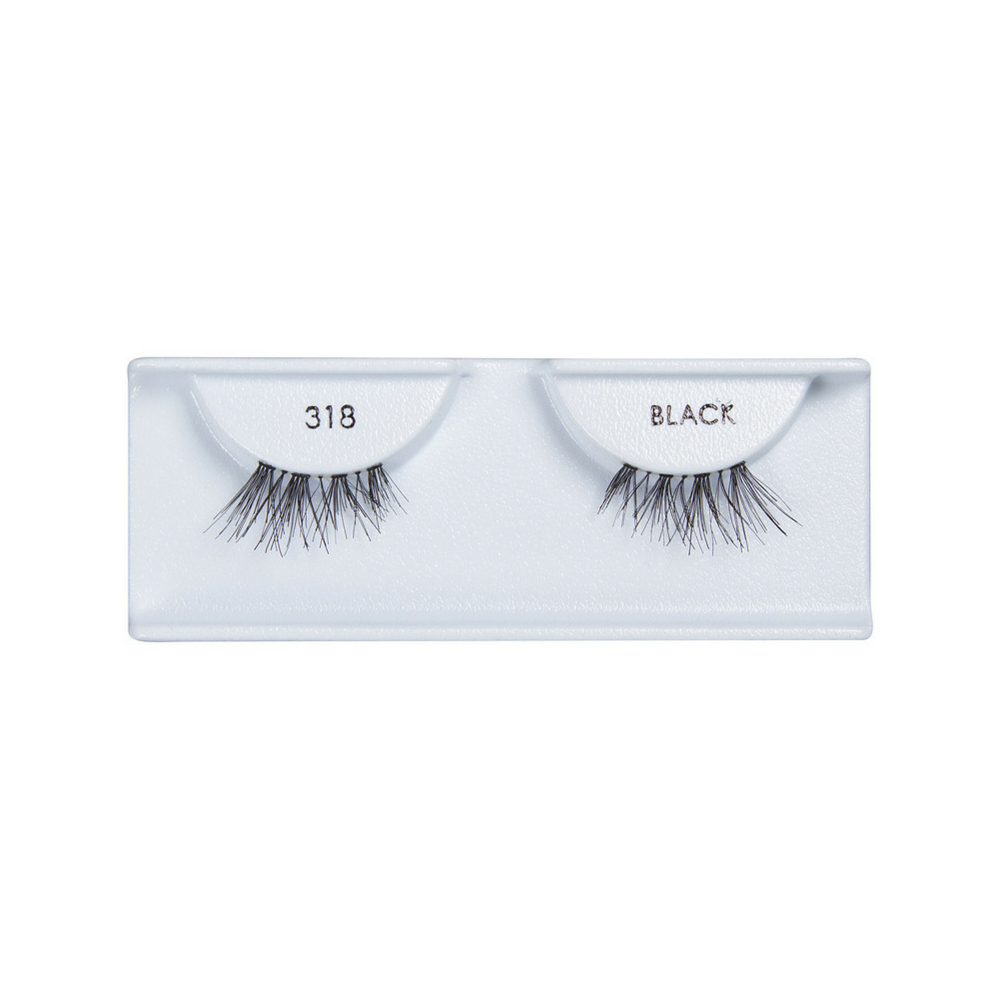 4f3f6e6a74e Ardell Accent Lashes 318 Black | Frends Beauty Supply