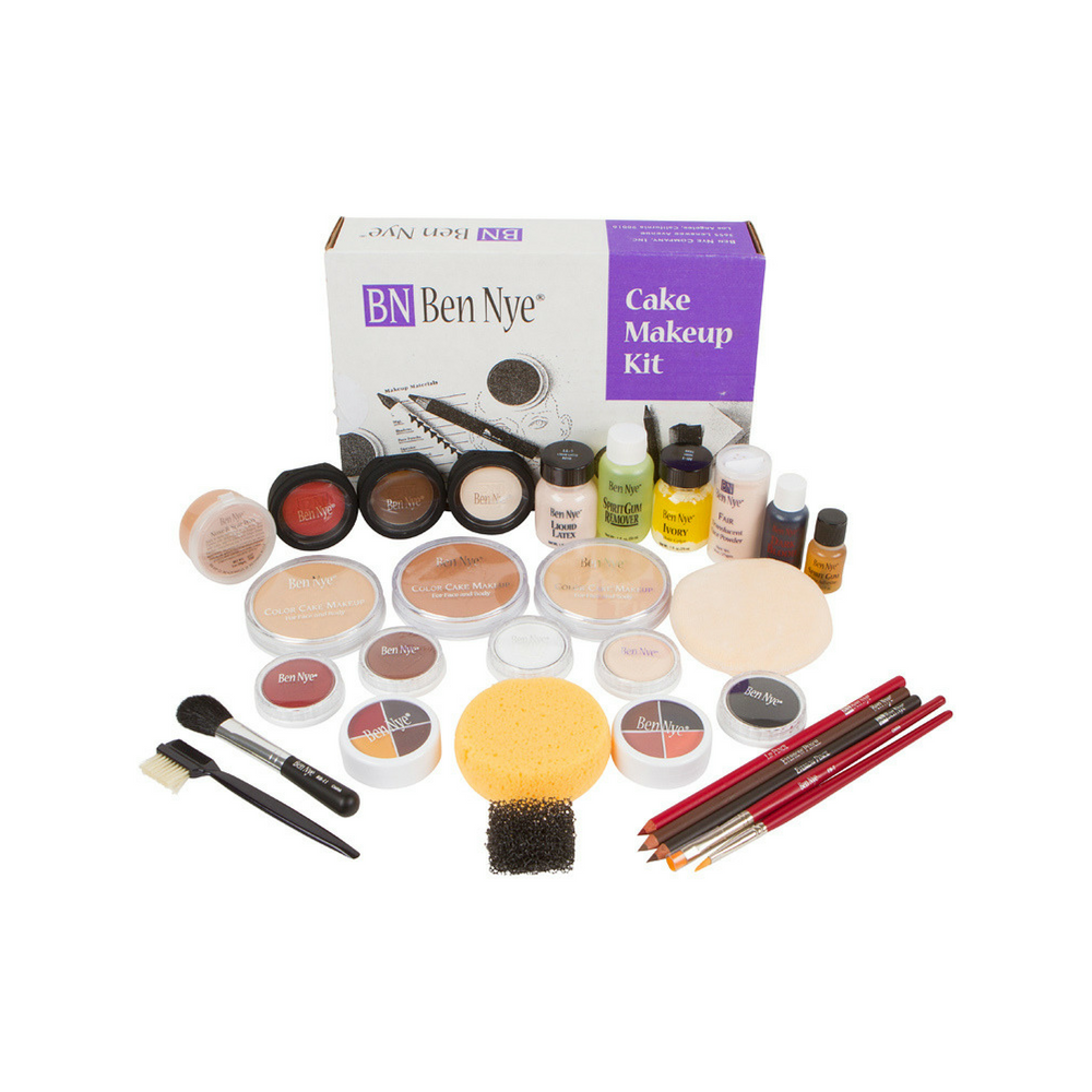 Ben Nye Cake Makeup Kit Frends Beauty