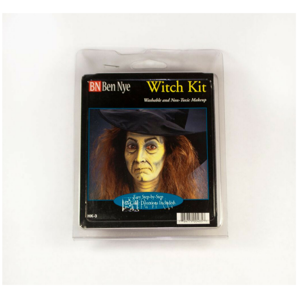 Ben Nye Character Kit Witch HK-3