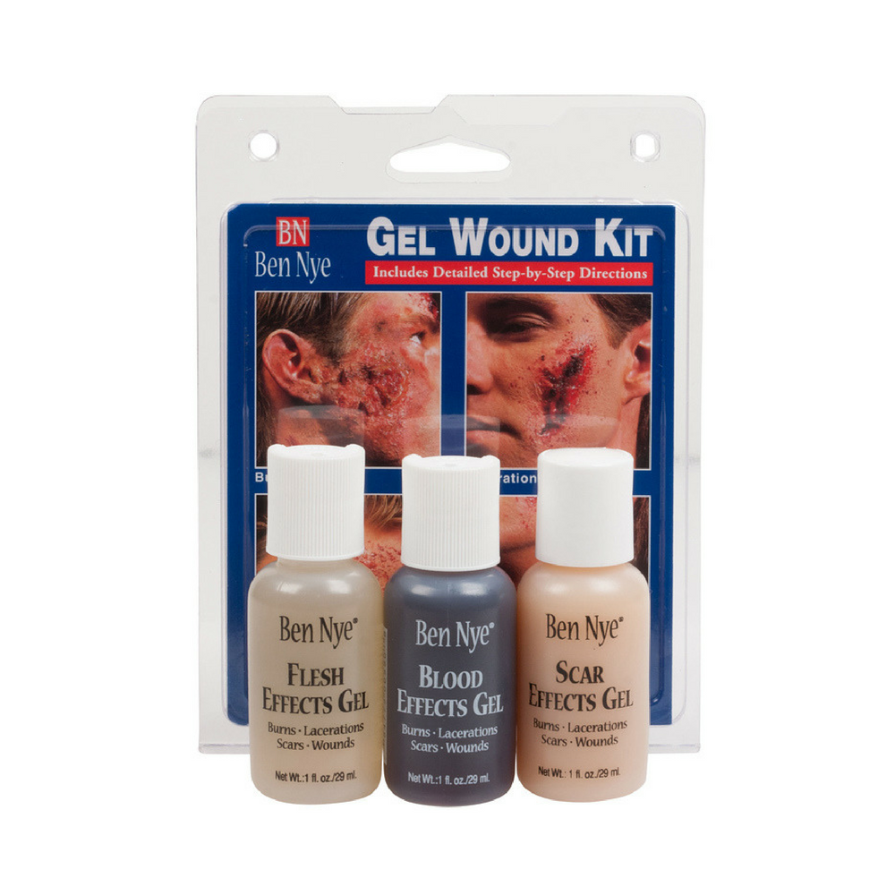 Ben Nye Gel Wound Kit GE-10