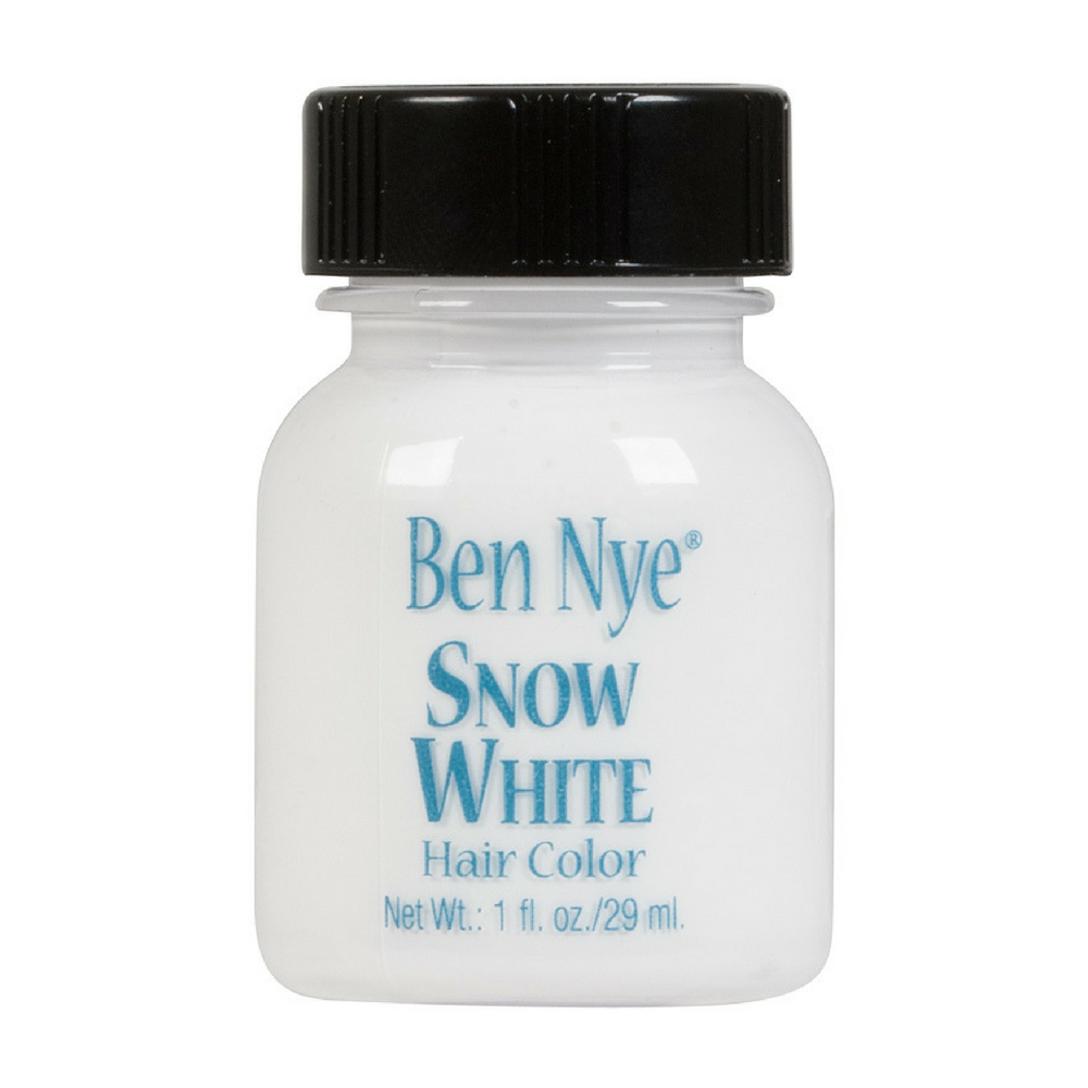 Ben Nye Liquid Hair Color Snow White