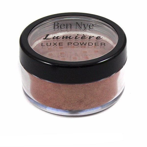 Ben Nye Lumiere Luxe Powder Lx 18 Golden Apricot Frends Beauty Supply