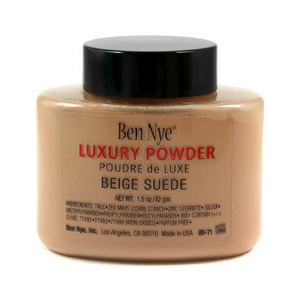 Ben Nye Luxury Powder Beige Suede