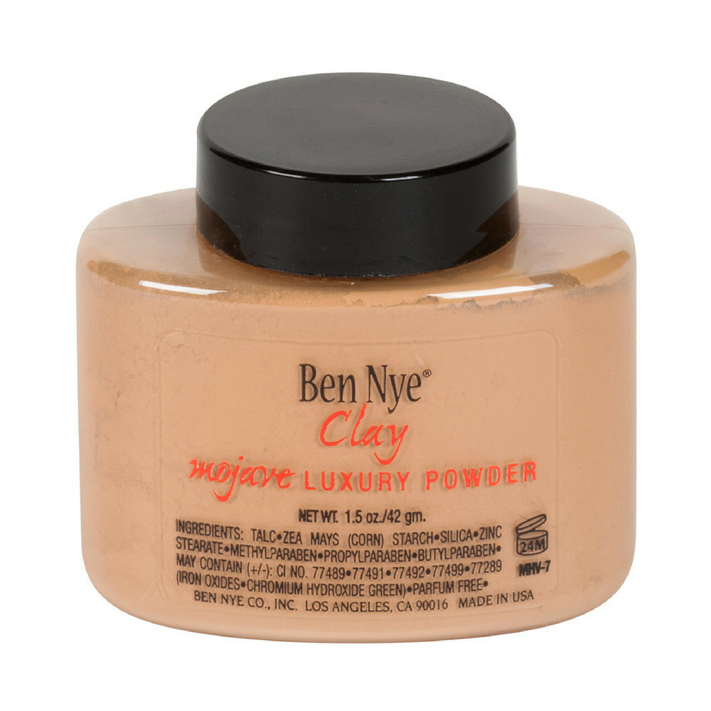 Ben Nye Mojave Luxury Powder Clay