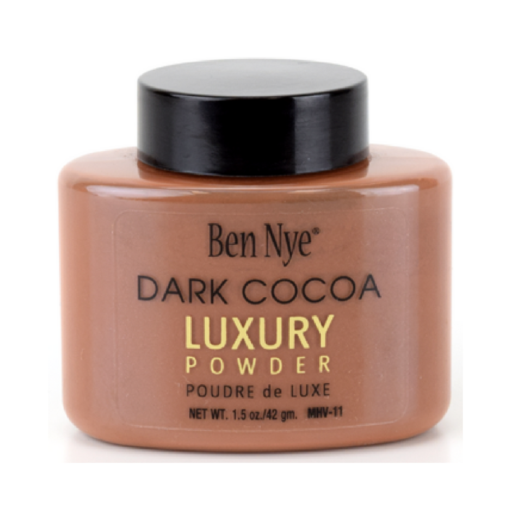 Ben Nye Mojave Luxury Powder Dark Cocoa