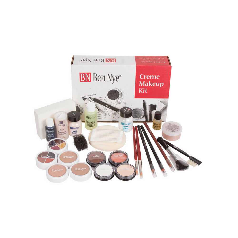 Ben Nye Theatrical Creme Kit Frends