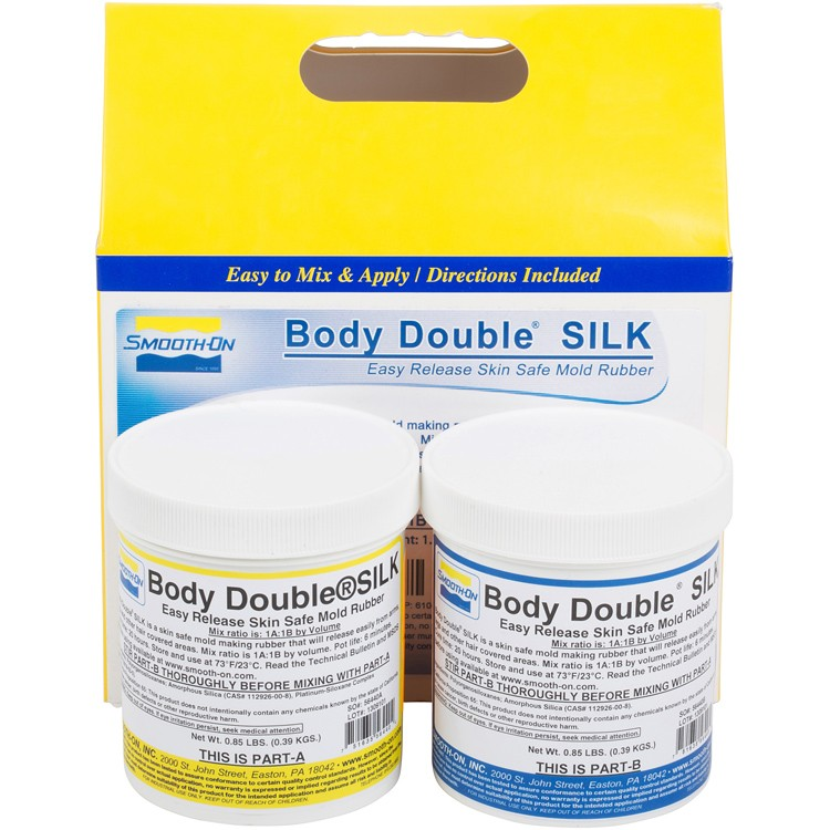 Smooth On Body Double Silk