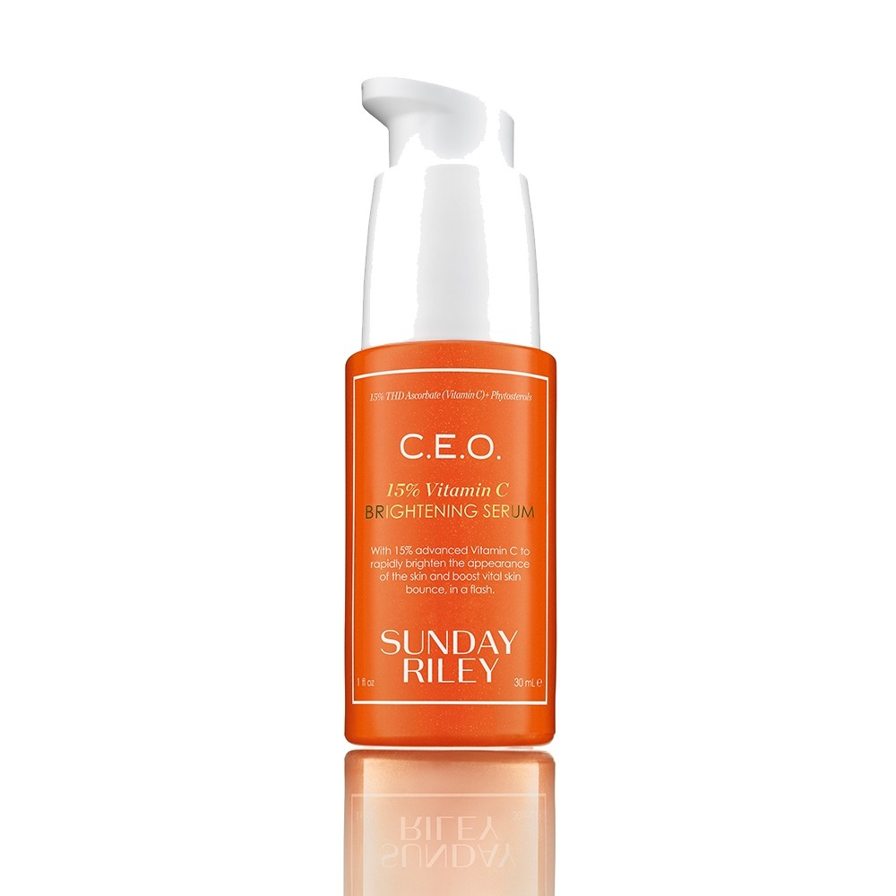 Sunday Riley CEO Serum