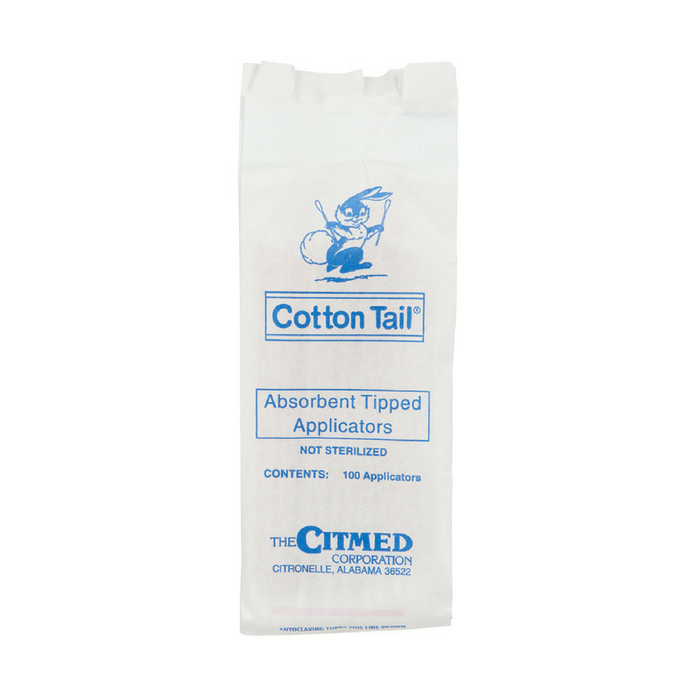 """Cotton Tail 6"""" Absorbent Tip Applicators"""