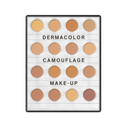 DermaColor Camouflage Mini Palette Medium