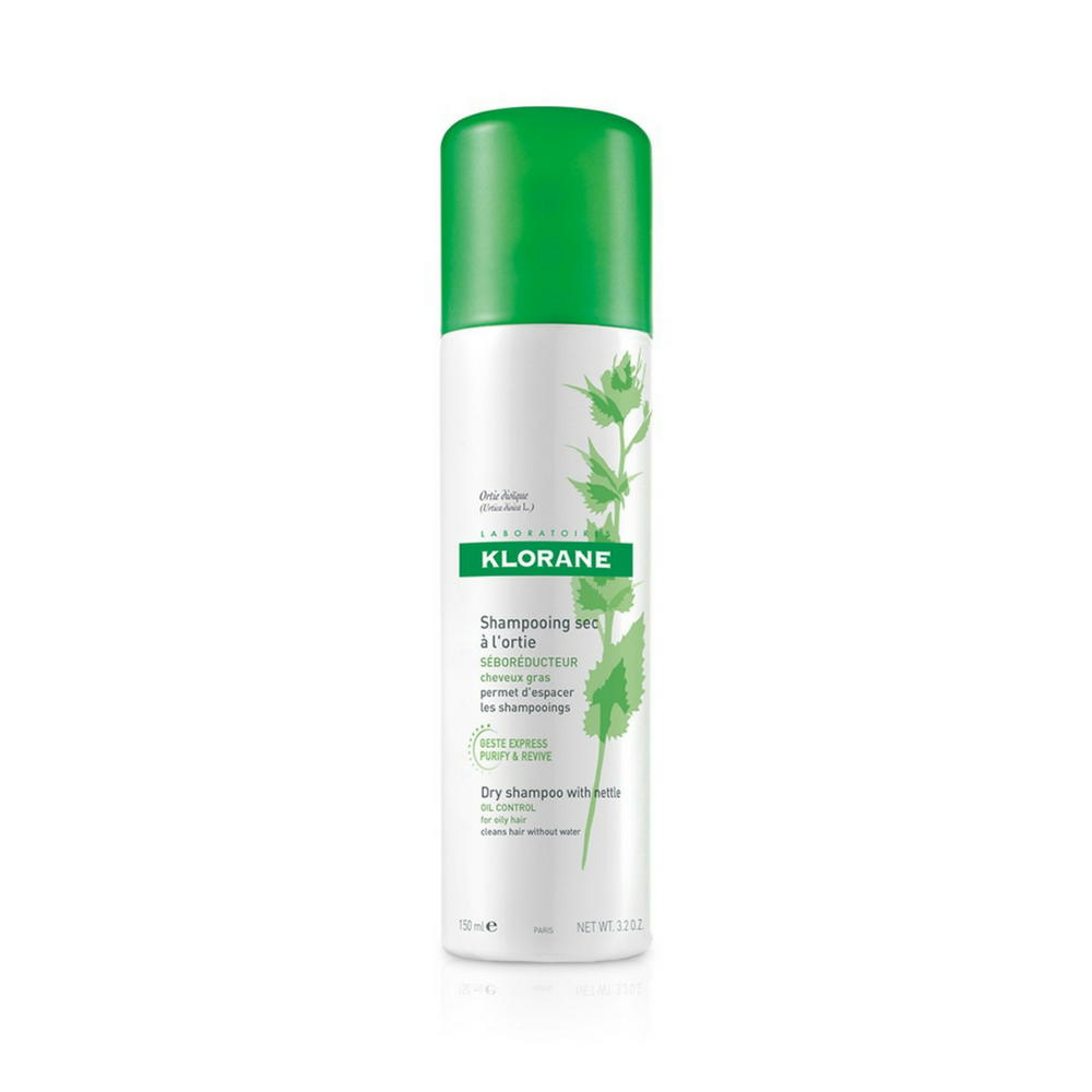 Dry Shampoo Klorane with Nettle 3.2oz
