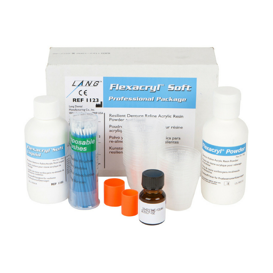 Flexacryl Soft Kit Clear Small