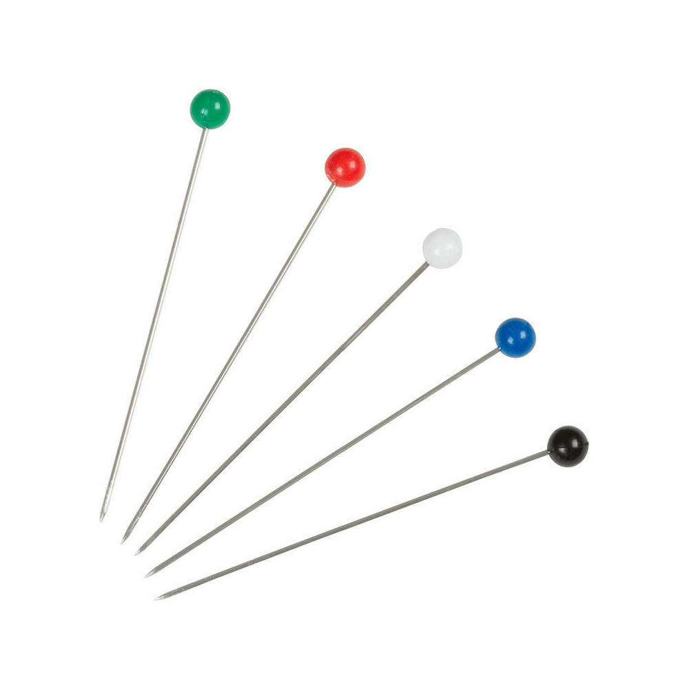 Multi Colored Ball Pins