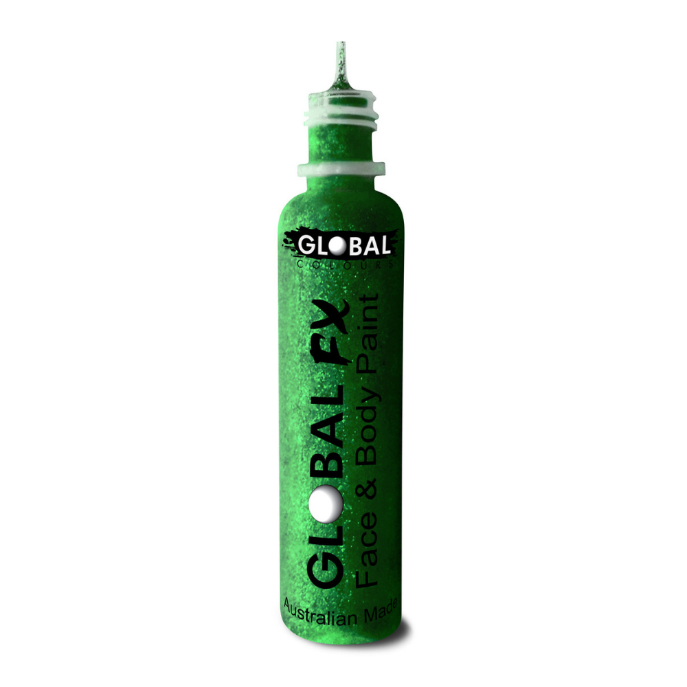Glitter Gell Global FX Emerald Green 1.2oz