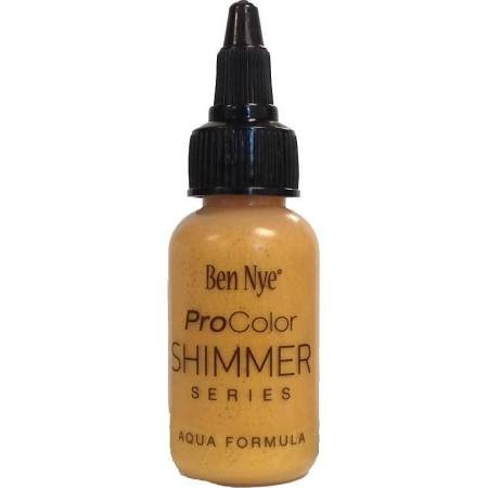 Ben Nye ProColor Shimmer Airbrush Paint