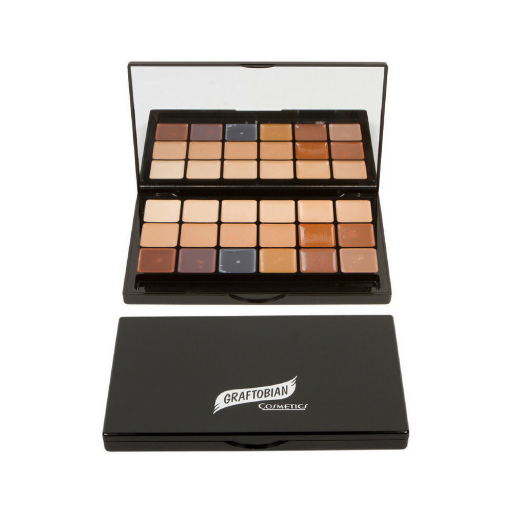 Graftobian HD Glamour Creme Super Palette Neutral
