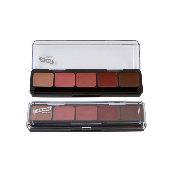 Graftobian HD Lip Color Palette Fashion Shades